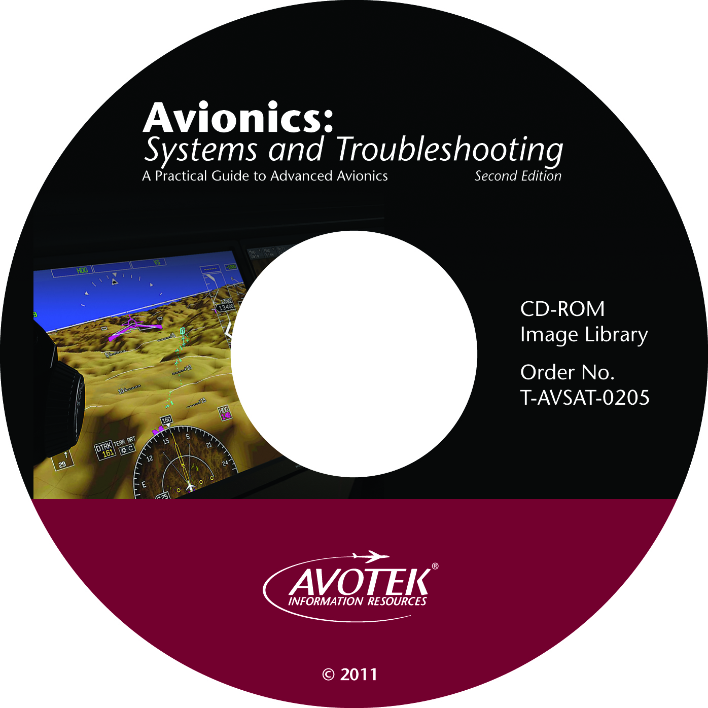 Avionics: Systems & Troubleshooting - Image Library CD