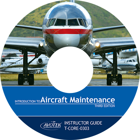 Volume 1: Introduction to Aircraft Maintenance - Instructor's Guide CD