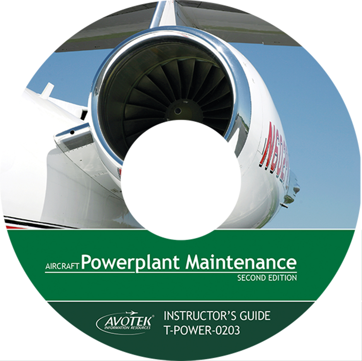 Volume 4: Aircraft Powerplant Maintenance - Instructor's Guide CD