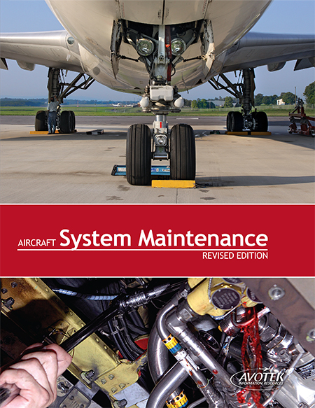 Volume 3: Aircraft System Maintenance - Textbook