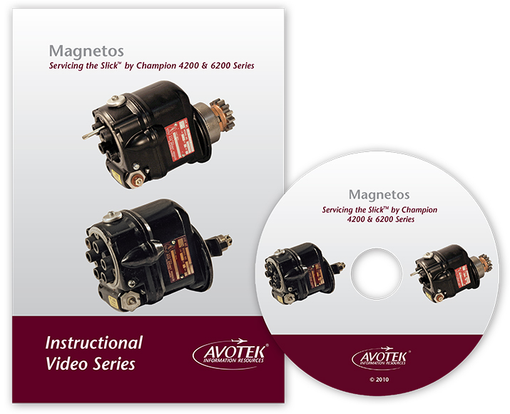 Instructional Video - Overhaul and Inspection of Champion Magnetos