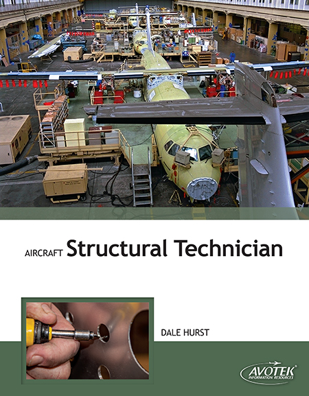 Aircraft Structural Technician - Textbook