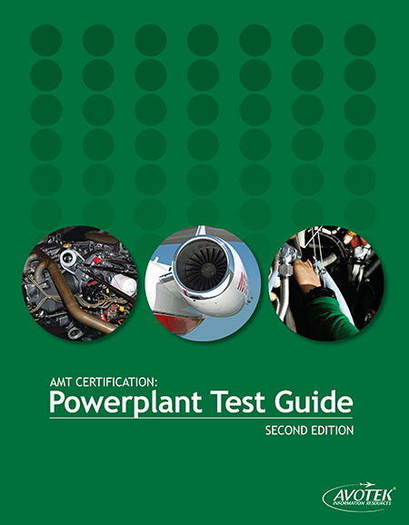 AMT - Powerplant Test Guide