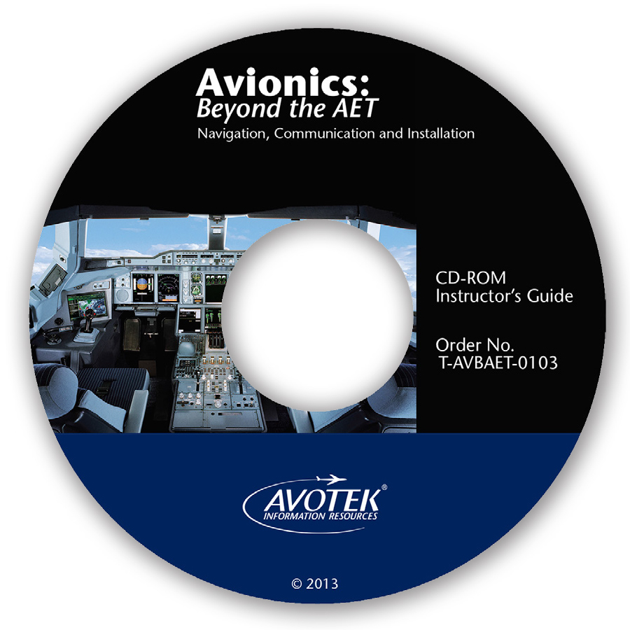 Avionics: Beyond the AET - Instructor Guide CD