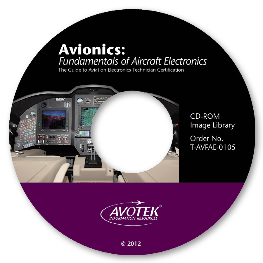 Avionics: Fundamentals of Aircraft Electronics - Image Library CD