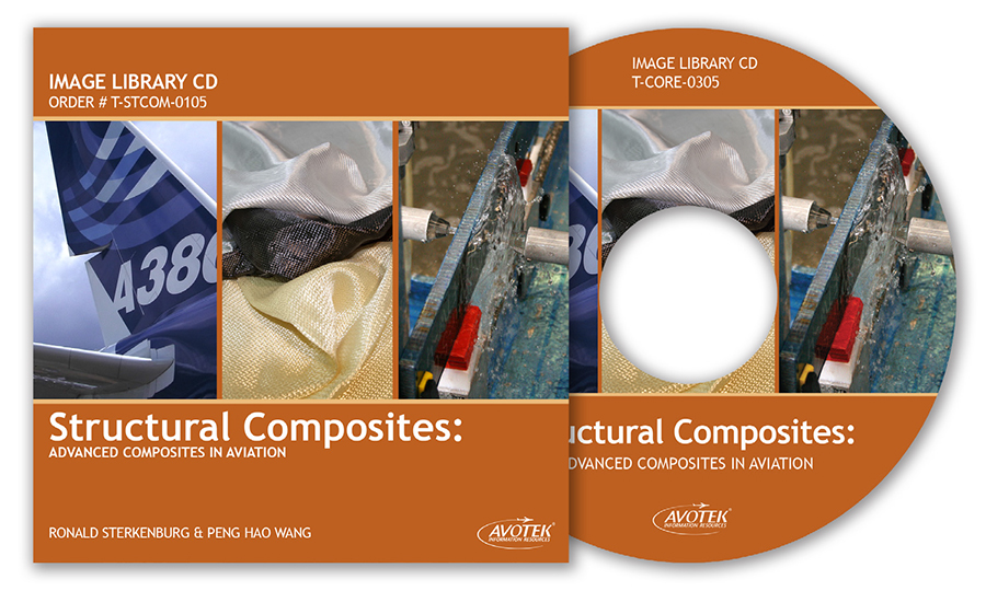 Structural Composites: Advanced Composites in Aviation - Image Library CD