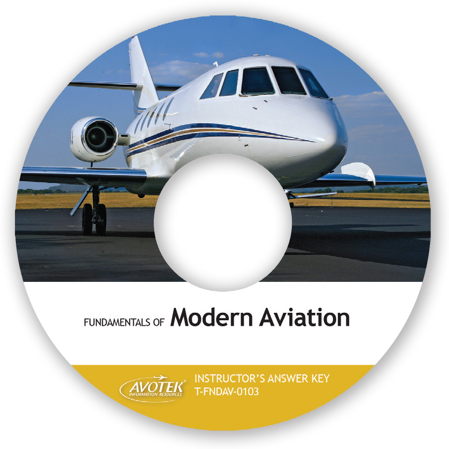 Fundamentals of Modern Aviation - Instructor Guide CD
