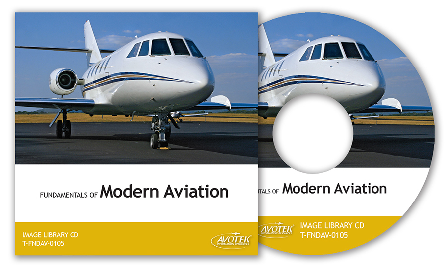 Fundamentals of Modern Aviation - Image Library CD