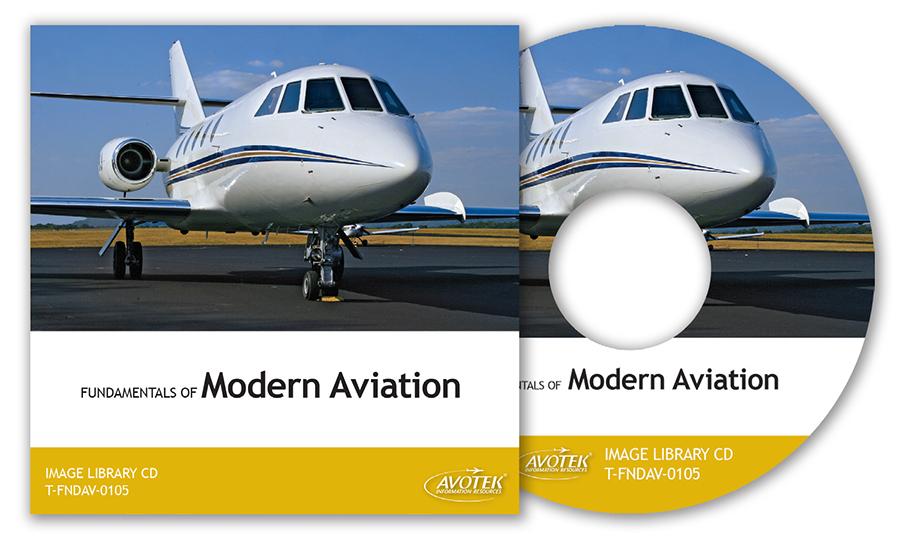 Fundamentals of Modern Aviation - Image Library CD