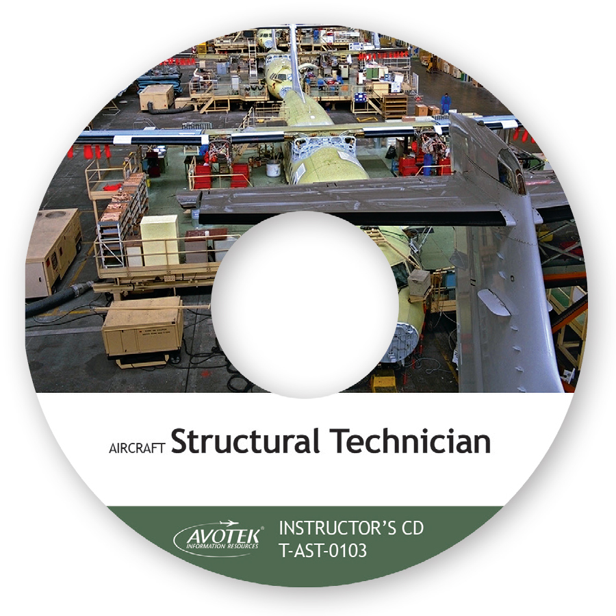 Aircraft Structural Technician - Instructor Guide CD