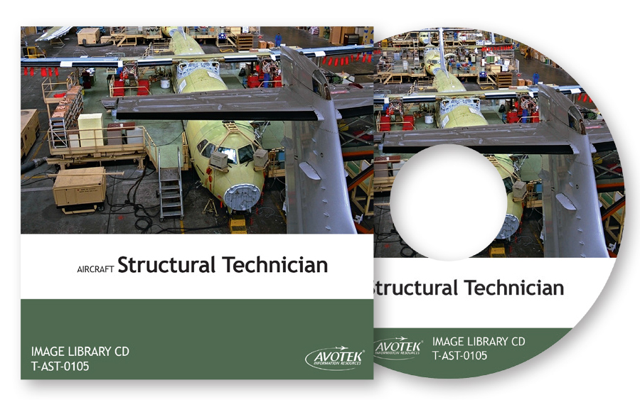 Aircraft Structural Technician - Image Library CD