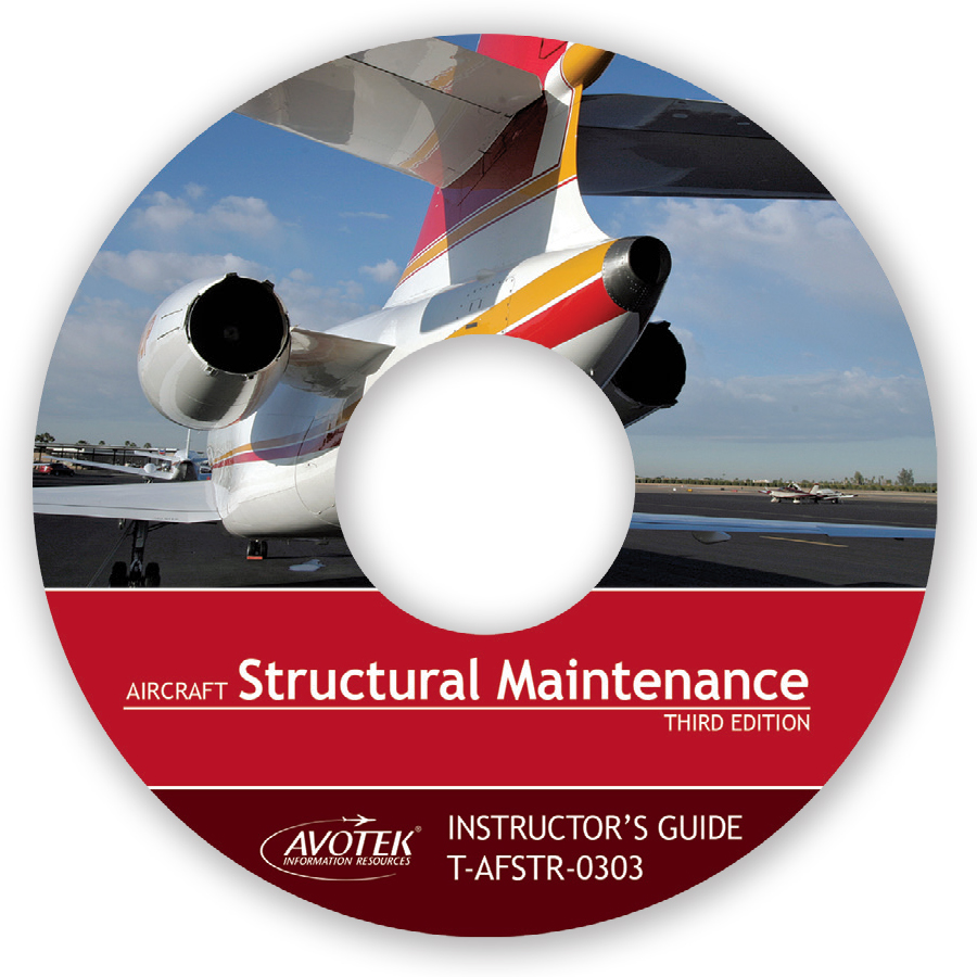 Volume 2: Aircraft Structural Maintenance - Instructor's Guide CD