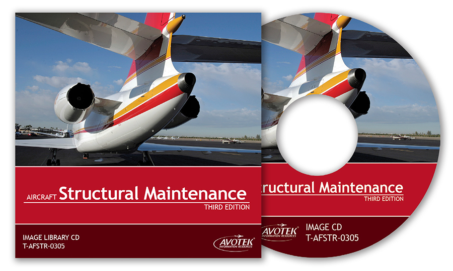 Volume 2: Aircraft Structural Maintenance - Image Library CD