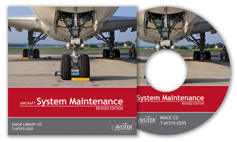 Volume 3: Aircraft System Maintenance - Image Library CD