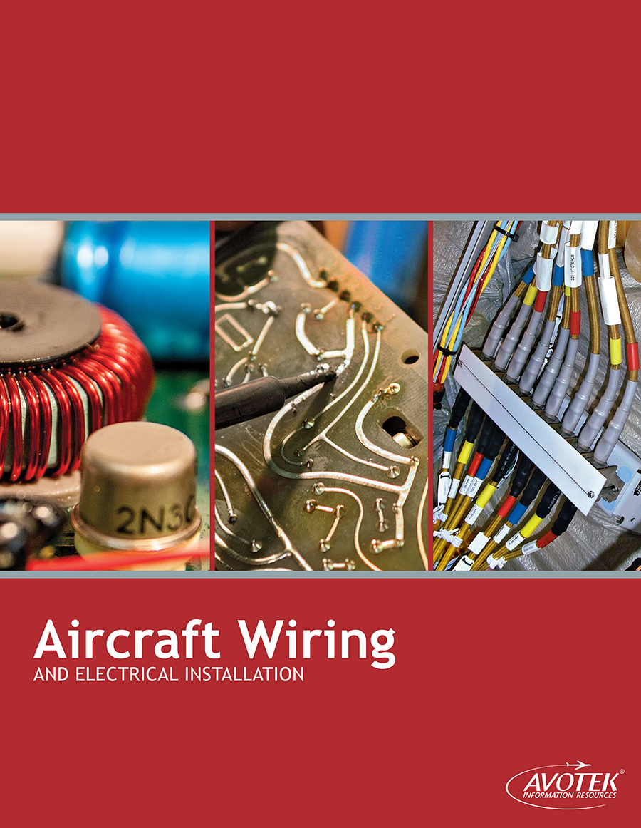 Aircraft Wiring & Electrical Installation - Textbook