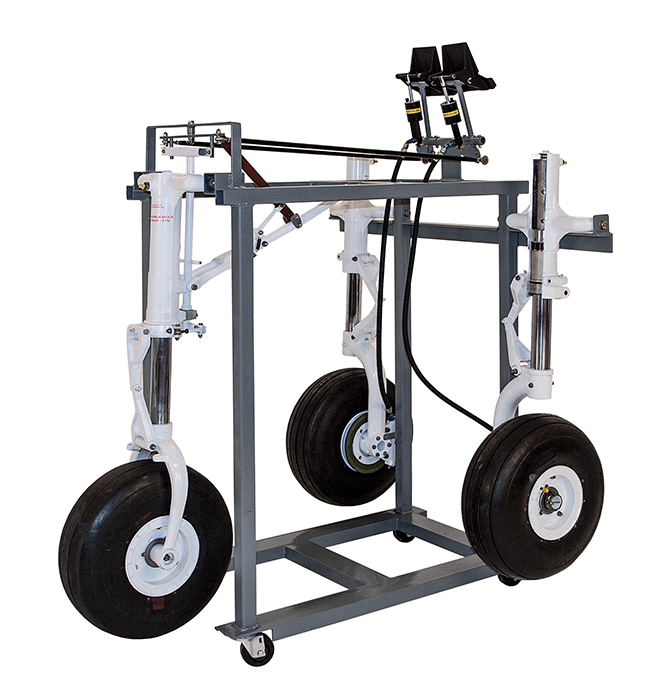 Tricycle Landing Gear Training System AL30