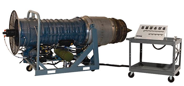 Westinghouse J34 Turbojet