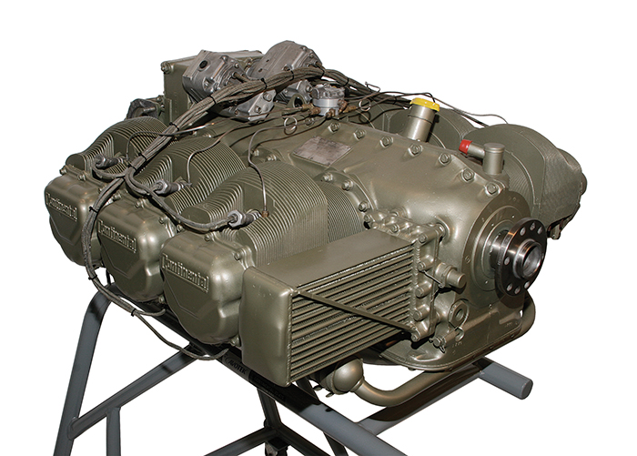 Continental O-470 and IO-470 Engine