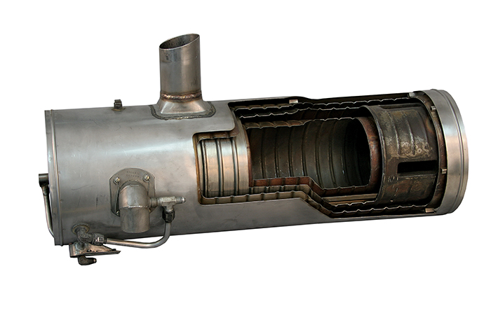 Airframe Component Cutaways