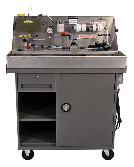 Hydraulic Test Bench S35