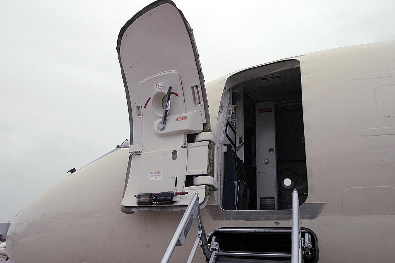 Cabin Door Trainer