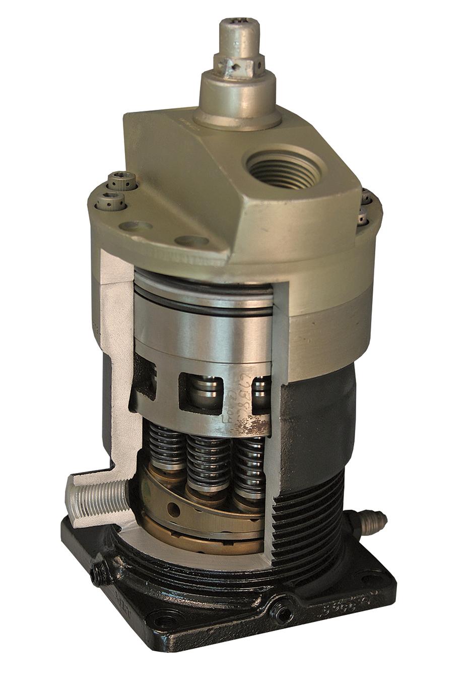 Hydraulic System Cutaways