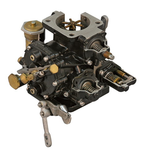 Bendix PS5 Series Carburetor Cutaway EA15