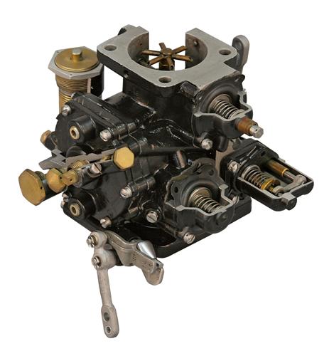 Bendix PS5 Series Carburetor Cutaway EA15