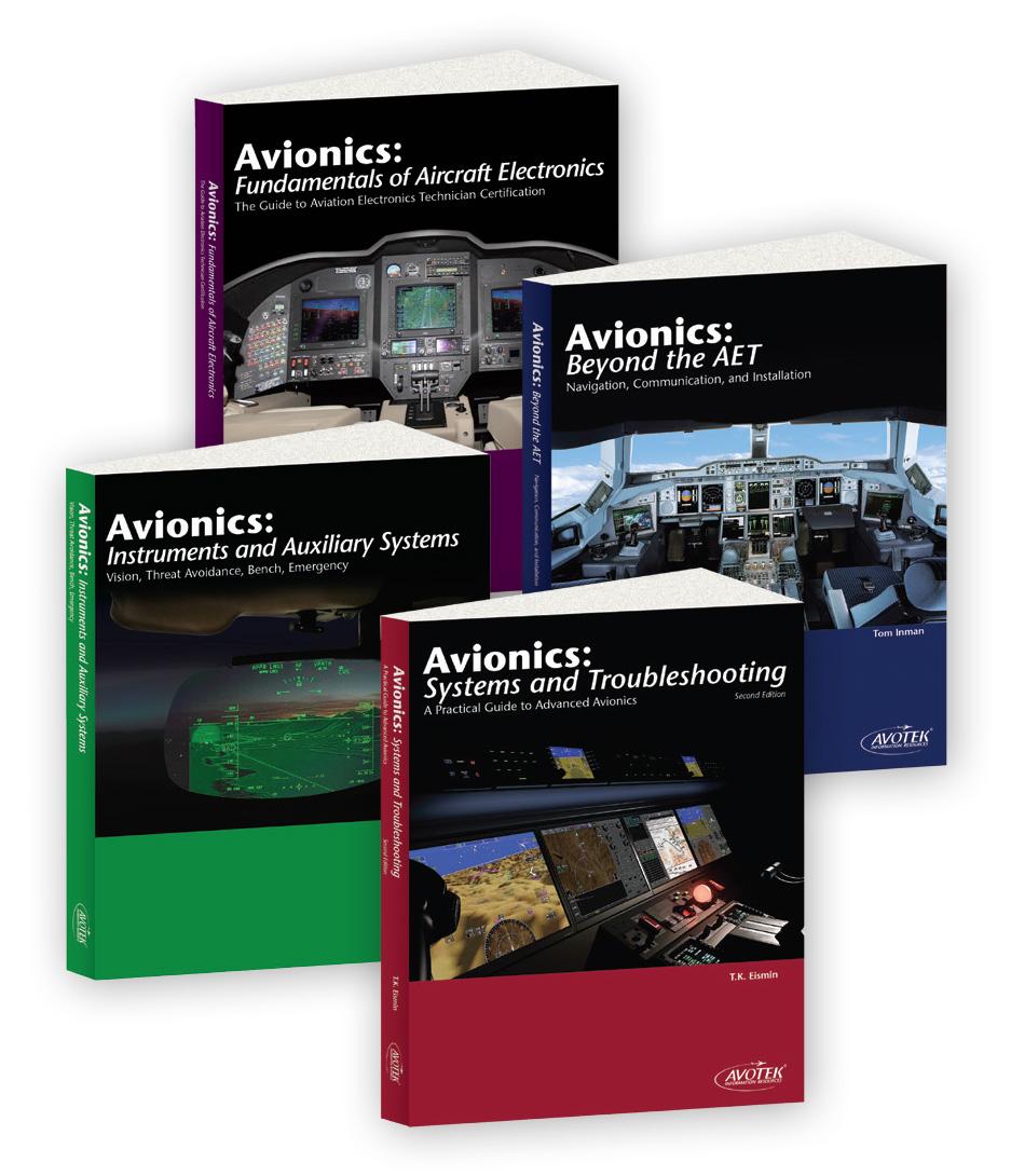 Avionics Textbook Set
