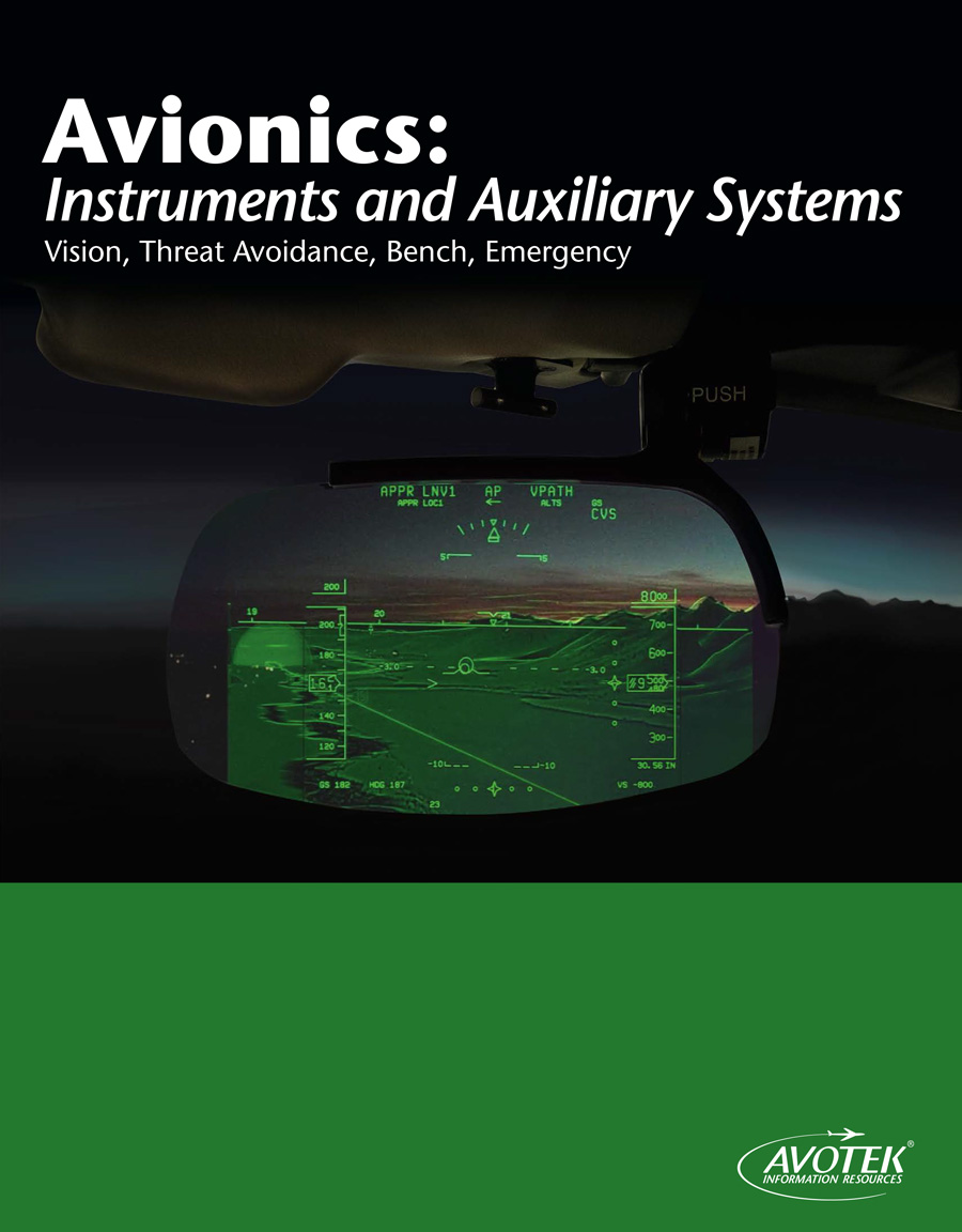 Avionics: Instruments and Auxiliary Systems - Textbook