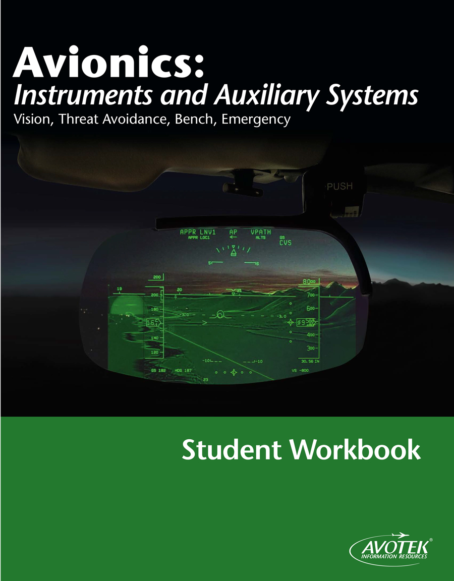 Avionics: Instruments and Auxiliary Systems - Workbook