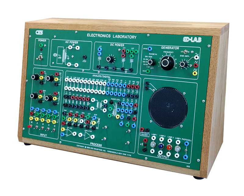 CES 500 Exploratory Electronics Lab