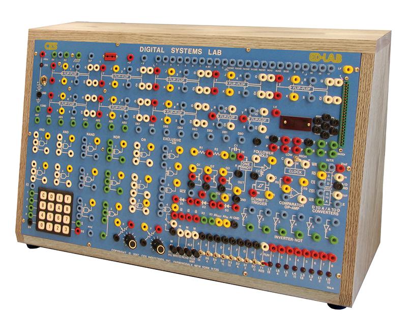 CES 702 Digital Electronics Lab Trainer