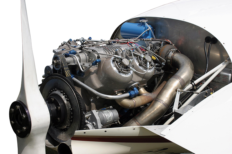 Aircraft Diesel Engines