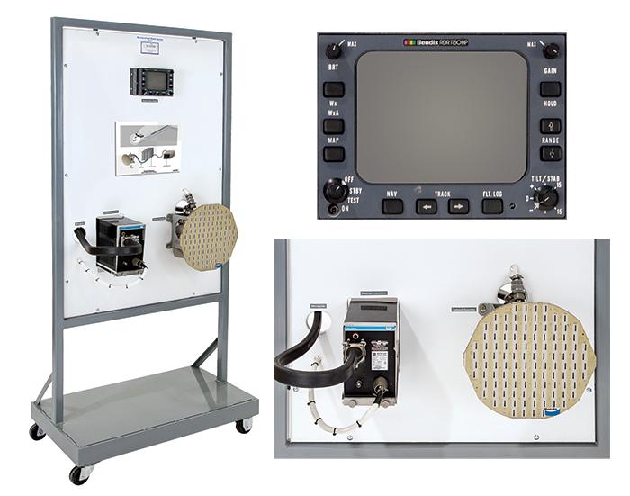 Radar Systems Display AV27