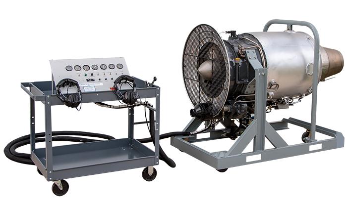 Pratt & Whitney JT15D Turbofan