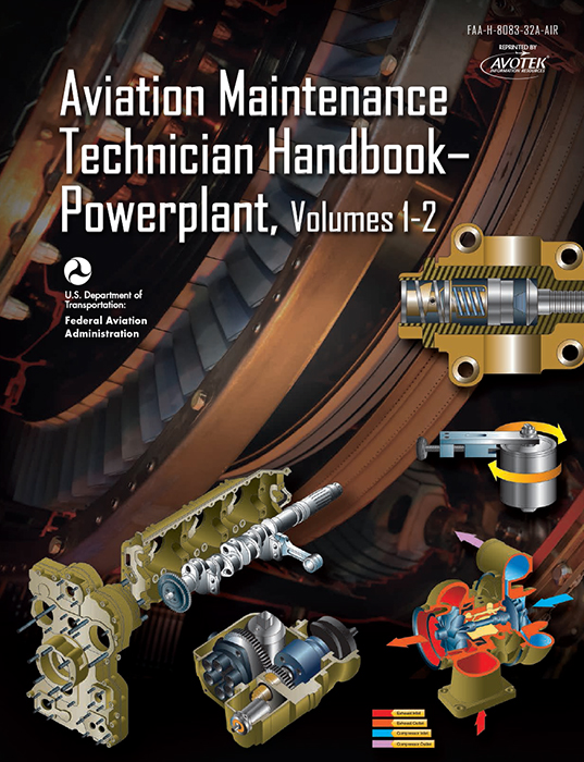 FAA AMT Handbook - Powerplant Textbook