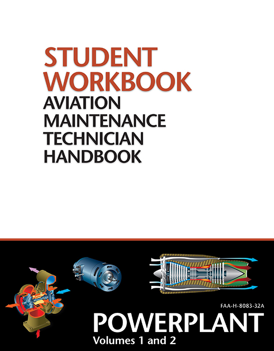 FAA AMT Handbook - Powerplant Workbook