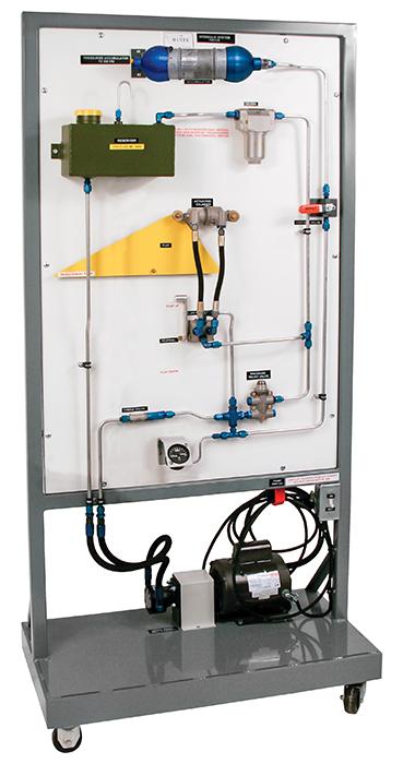 Turbine Hydraulic System Trainer H100