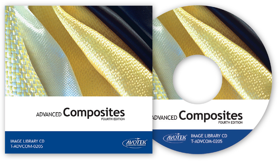 Advanced Composites - Image Library CD