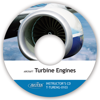 Aircraft Turbine Engines - Instructor Guide CD