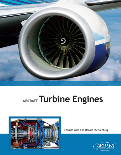 Aircraft Turbine Engines - Textbook