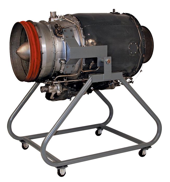 Pratt and Whitney JT15D Tear Down Engine E64 – Avotek